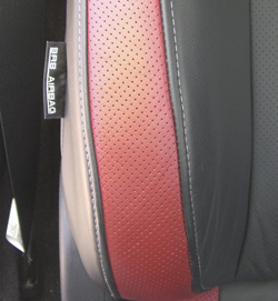 General Wear on Car Bolster After