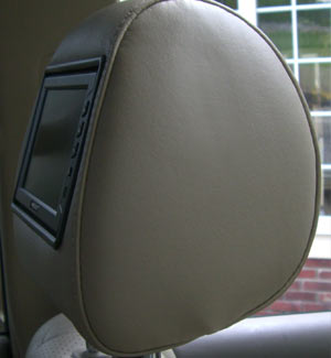 Headrest Split After