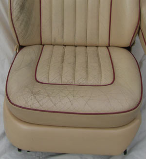 bentley leather interior repairs cleaning restoration vinyl. Black Bedroom Furniture Sets. Home Design Ideas